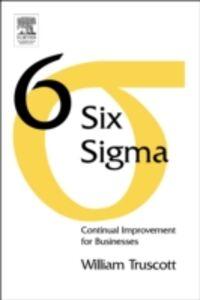 Ebook in inglese Six Sigma Truscott, William