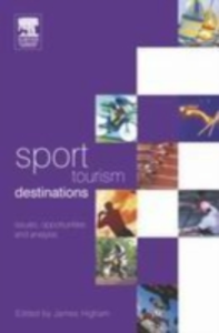 Ebook in inglese Sport Tourism Destinations Higham, James