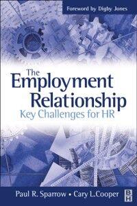 Foto Cover di Employment Relationship, Ebook inglese di Cary L. Cooper,Paul Sparrow, edito da Elsevier Science