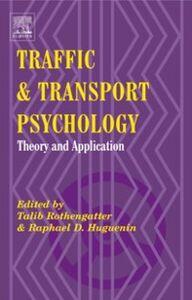Ebook in inglese Traffic & Transport Psychology -, -