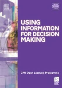 Foto Cover di Using Information for Decision Making CMIOLP, Ebook inglese di Kate Williams, edito da Elsevier Science