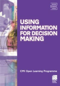 Ebook in inglese Using Information for Decision Making CMIOLP Williams, Kate