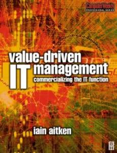 Ebook in inglese Value-Driven IT Management Aitken, Iain