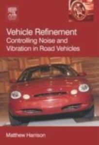 Ebook in inglese Vehicle Refinement Harrison, Matthew
