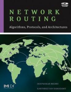 Ebook in inglese Network Routing Medhi, Deepankar
