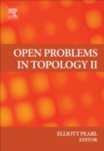 Ebook in inglese Open Problems in Topology II
