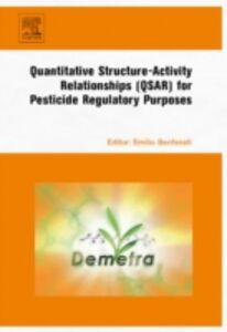 Foto Cover di Quantitative Structure-Activity Relationships (QSAR) for Pesticide Regulatory Purposes, Ebook inglese di  edito da Elsevier Science