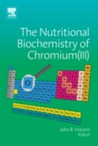 Ebook in inglese Nutritional Biochemistry of Chromium(III)
