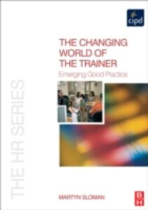 Ebook in inglese Changing World of the Trainer Sloman, Martyn