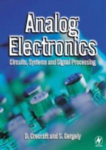 Ebook in inglese Analog Electronics Crecraft, David , Gergely, Stephen