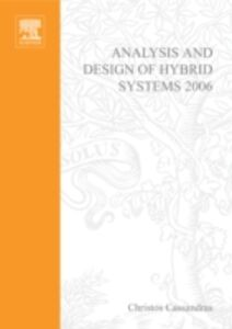 Ebook in inglese Analysis and Design of Hybrid Systems 2006 -, -