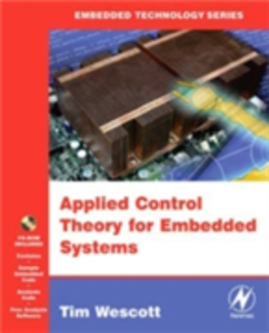 Ebook in inglese Applied Control Theory for Embedded Systems Wescott, Tim