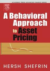Behavioral Approach to Asset Pricing