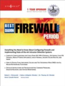Ebook in inglese Best Damn Firewall Book Period Syngres, yngress