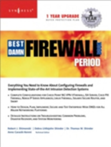 Ebook in inglese Best Damn Firewall Book Period Syngres, yngress