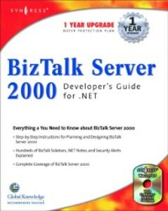 Foto Cover di Biz Talk Server 2000 Developer's Guide, Ebook inglese di Syngress, edito da Elsevier Science