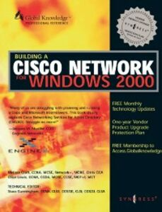 Ebook in inglese Building CISCO Networks for Windows 2000 Syngress