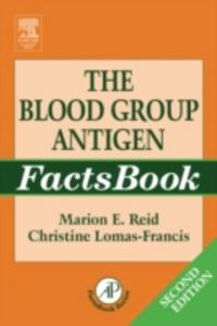Ebook in inglese Blood Group Antigen FactsBook Lomas-Francis, Christine , Reid, Marion E.