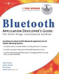 Foto Cover di Bluetooth Application Developer's Guide, Ebook inglese di Syngress, edito da Elsevier Science