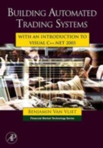 Ebook in inglese Building Automated Trading Systems Vliet, Benjamin Van