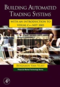 Ebook in inglese Building Automated Trading Systems Vliet, Benjamin Van
