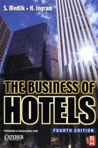 Ebook in inglese Business of Hotels Ingram, Hadyn , Medlik, S.