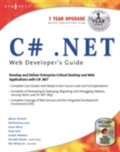 Ebook in inglese C#.Net Developer's Guide Albahari, Joseph , Hack, Greg , Turtschi, Adrian , Werry, Jason