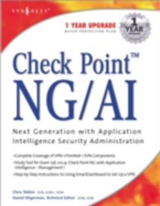 Ebook in inglese Check Point Next Generation with Application Intelligence Security Administration Syngres, yngress
