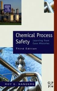 Ebook in inglese Chemical Process Safety Sanders, Roy E.