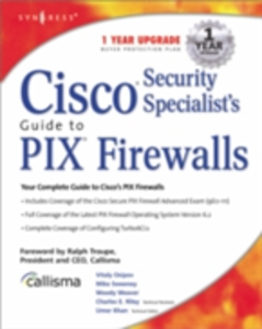 Ebook in inglese Cisco Security Specialists Guide to PIX Firewall Syngres, yngress