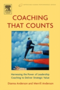 Ebook in inglese Coaching that Counts Anderson, Dianna , Anderson, Merrill