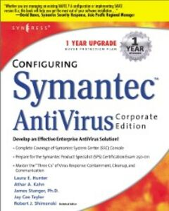 Foto Cover di Configuring Symantec AntiVirus Enterprise Edition, Ebook inglese di Syngress, edito da Elsevier Science