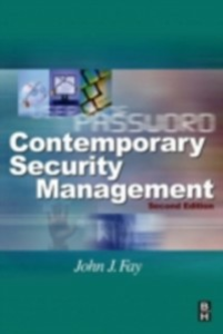 Ebook in inglese Contemporary Security Management Fay, John