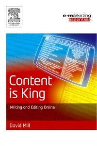 Ebook in inglese Content is King Mill, David