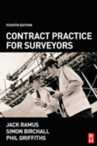Ebook in inglese Contract Practice for Surveyors Birchall, Simon , Griffiths, Phil , RAMUS, J W