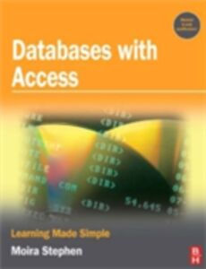 Ebook in inglese Databases with Access Stephen, Robert