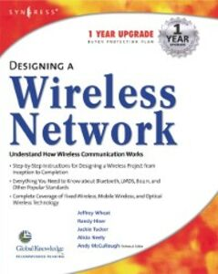 Ebook in inglese Designing A Wireless Network Syngress