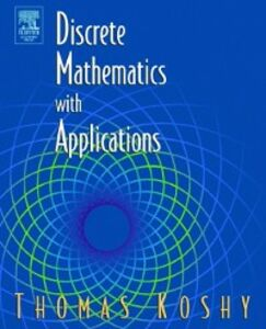 Ebook in inglese Discrete Mathematics with Applications Koshy, Thomas