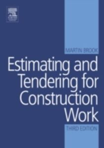 Ebook in inglese Estimating and Tendering for Construction Work Brook, Martin