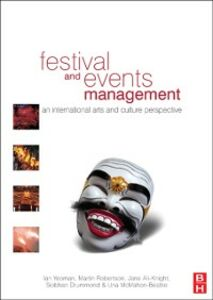Ebook in inglese Festival and Events Management