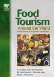 Ebook in inglese Food Tourism Around The World -, -
