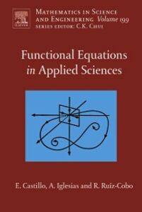 Foto Cover di Functional Equations in Applied Sciences, Ebook inglese di AA.VV edito da Elsevier Science
