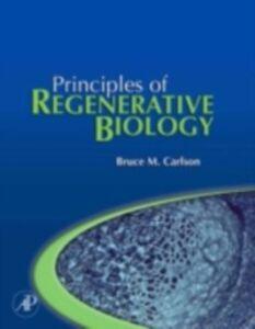 Ebook in inglese Principles of Regenerative Biology -, -