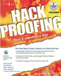 Ebook in inglese Hack Proofing Your E-commerce Web Site Syngres, yngress