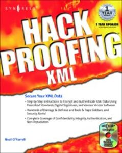 Ebook in inglese Hack Proofing XML Syngres, yngress
