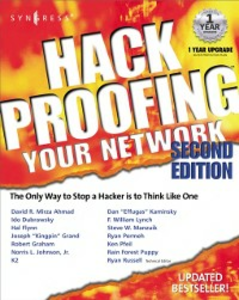 Ebook in inglese Hack Proofing Your Network 2E Syngres, yngress