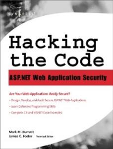 Ebook in inglese Hacking the Code Burnett, Mark