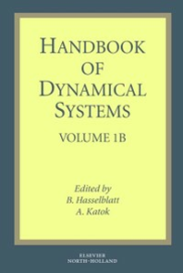 Ebook in inglese Handbook of Dynamical Systems -, -
