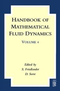 Foto Cover di Handbook of Mathematical Fluid Dynamics, Ebook inglese di  edito da Elsevier Science