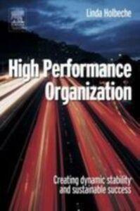 Ebook in inglese High Performance Organization Holbeche, Linda